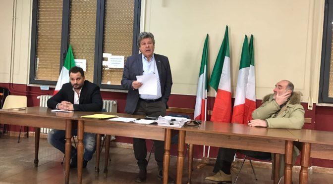 Marco Santi Guerrieri  – Si Dimette da FDI e si candida a Sindaco