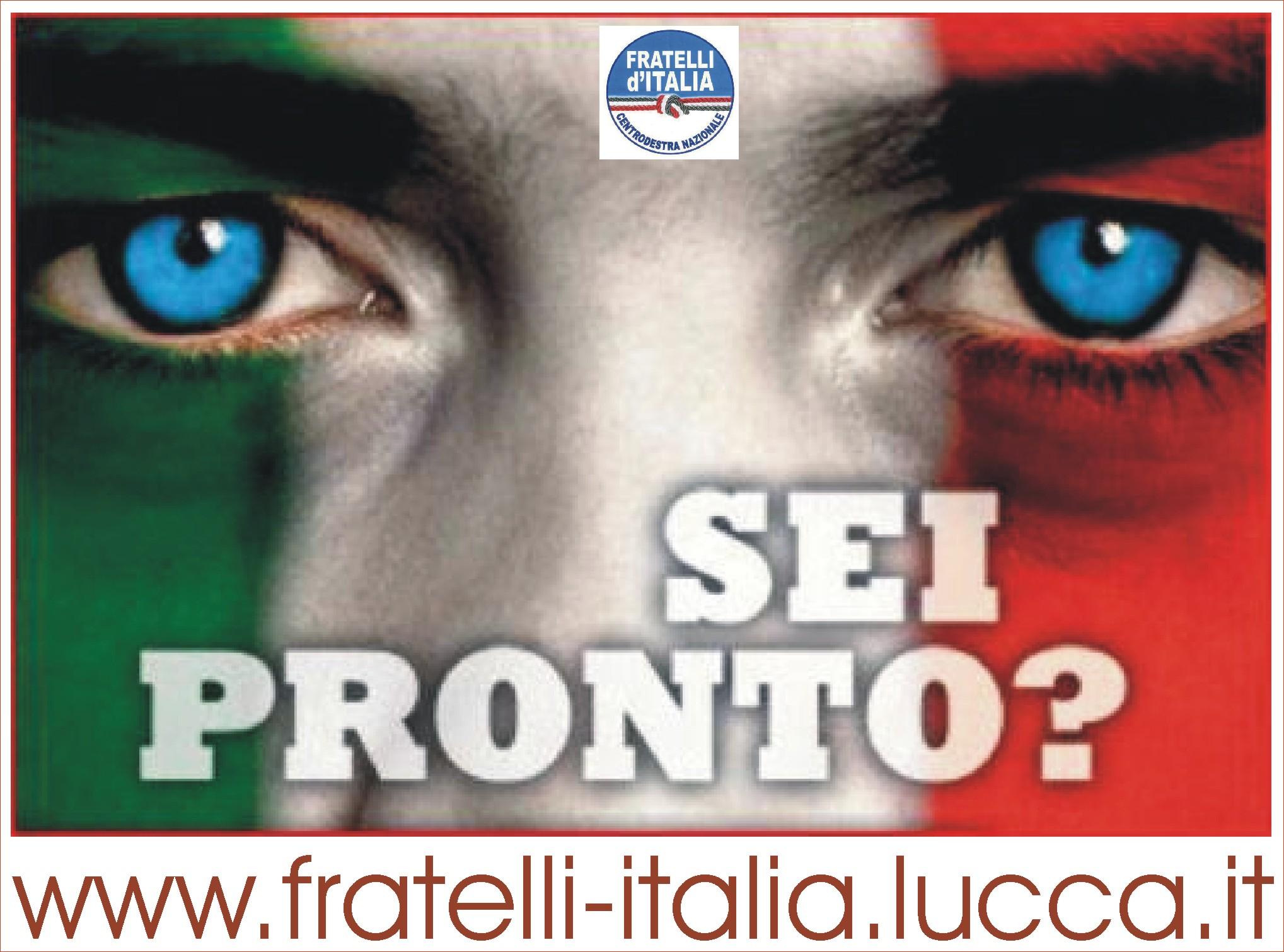 sei pronto fratelli d'italia
