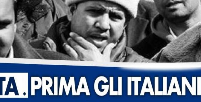 """Santi Guerrieri """"Stop al business sui migranti e all'accoglienza indiscriminata"""" (parte 2)"""