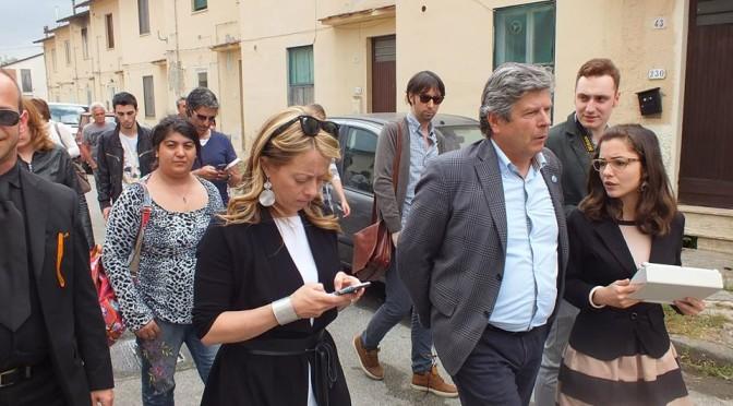 Marco Santi Guerrieri,  scrive alla Meloni , GIORGIA non #APPATTUMARE la DESTRA