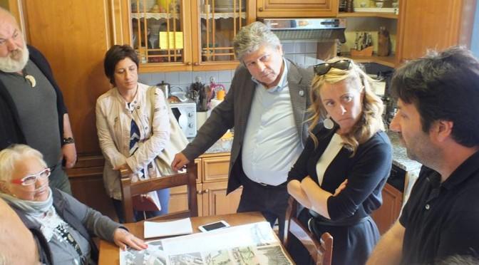Marco Santi Guerrieri il quartiere Giardino, la Meloni e la disparità di trattamento
