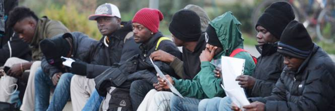 Marco Santi Guerrieri – Arrivati i migranti a Ficarolo