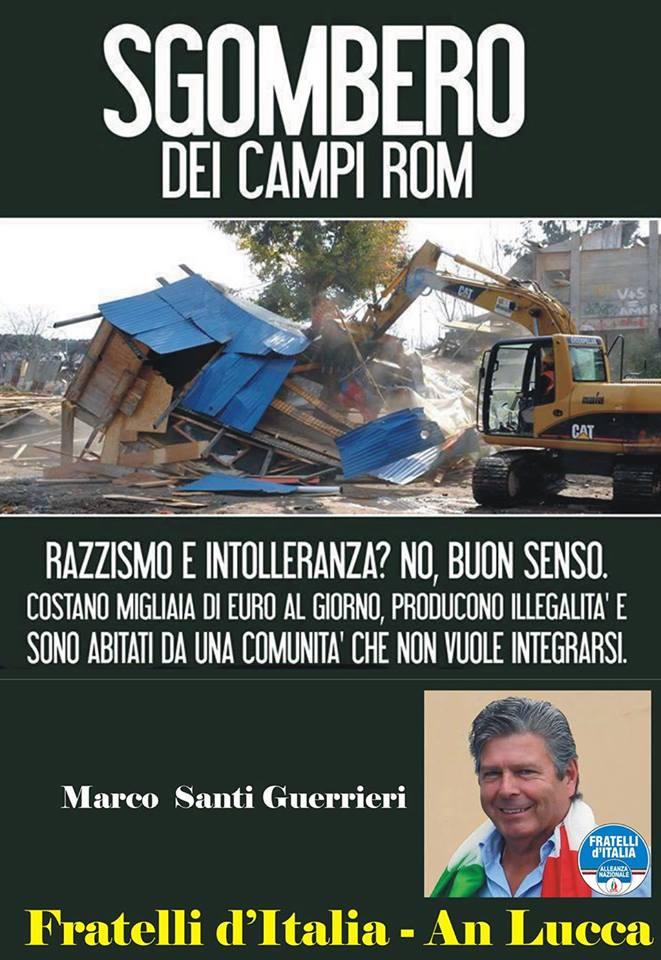 Rom,Sinti,Giorstrai e Camminanti.