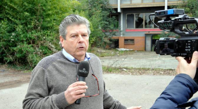 Marco Santi Guerrieri – OLTRESERCHIO – Degrado ,Discariche, Droga e….