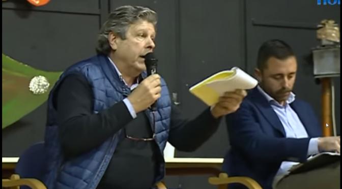 Marco Santi Guerrieri – Degrado e sicurezza vanno a braccetto – Incontro dibattito al quartiere di San Vito.