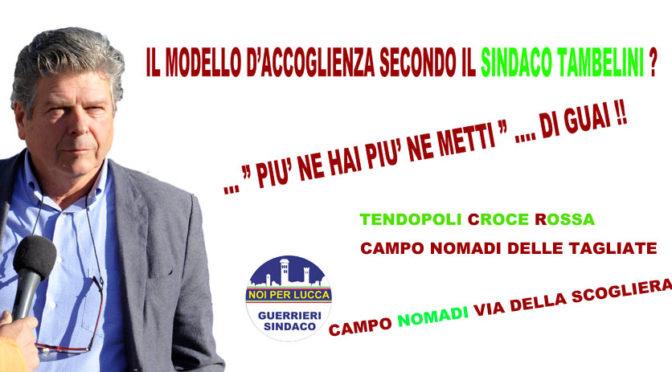 """Marco Santi Guerrieri, l'accoglienza secondo Tambellini? """"Piu' ne hai piu' ne metti…. di guai"""""""