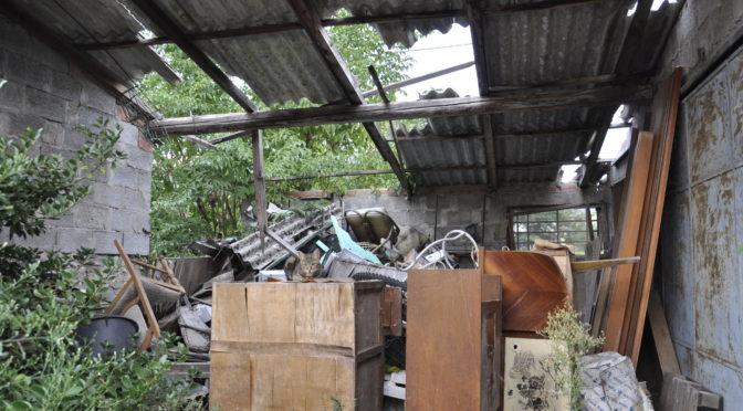Santi Guerrieri – Discarica con amianto in corte Pierini a Saltocchio