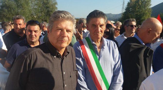 """Santi Guerrieri """"No al Pirogassificatore"""""""